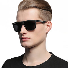 Cage Flat Top Sunglasses