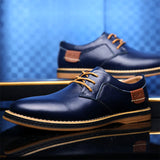 Gamal Oxford Shoes