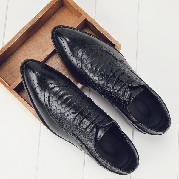 Monty Oxford Shoes