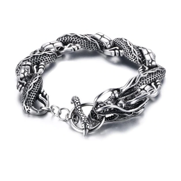 Lucky Dragon Chain Bracelet