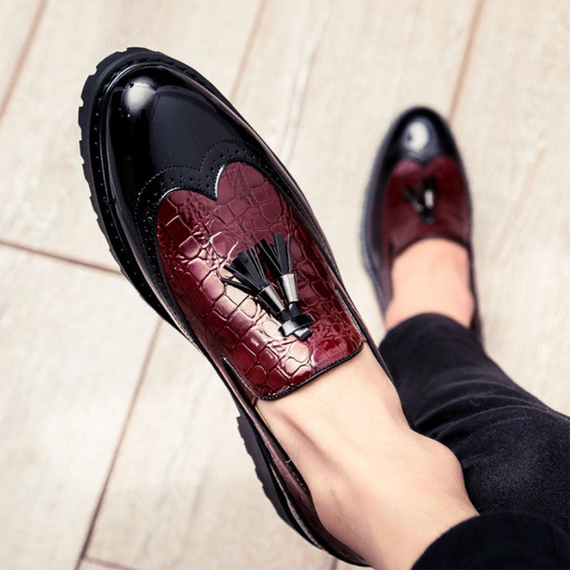 Sven Tassel Loafers