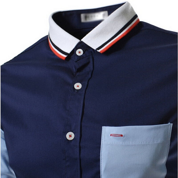 Adelbert Polo Neck Shirt
