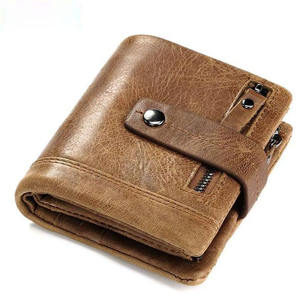 Newman Leather Wallet