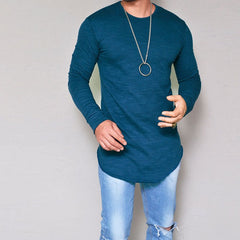 Nathaniel Long Sleeve T-Shirt
