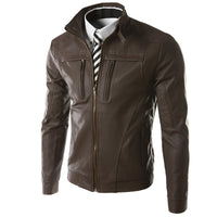 Keith Leather Jacket