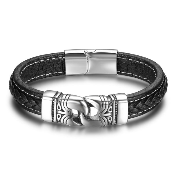 Ritual Spirit Leather Bracelet