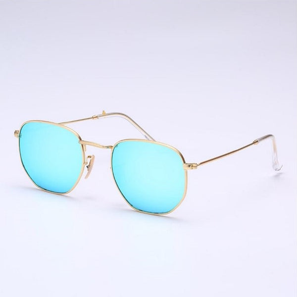 Earnest Hexagonal Sunglasses