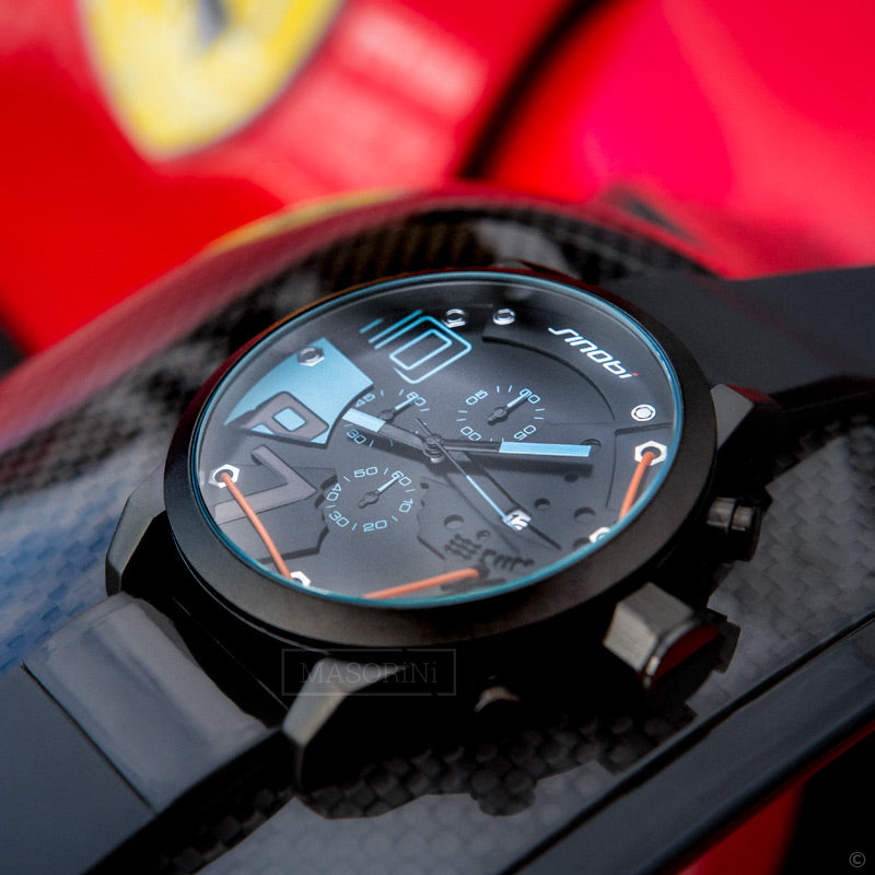 Race Sport Watch