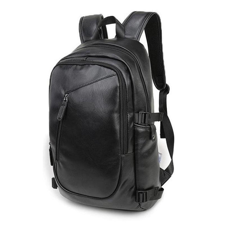 Lonnie Leather Backpack