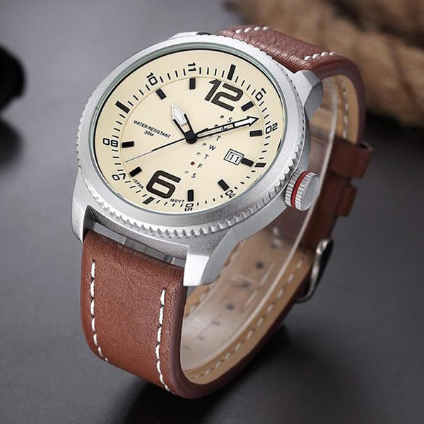 Modern Quartz Watch