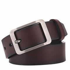 Clayton Leather Belt