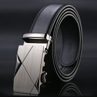 Marshall Leather Belt