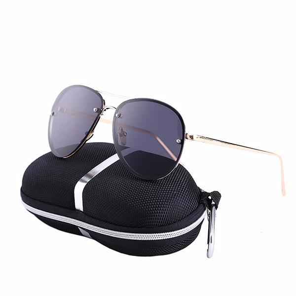 Bishop Aviator Sunglasses