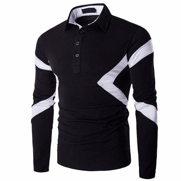 Roy Long Sleeve Polo