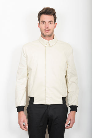 Sébastien Blondin blouson jacket été summer coton cotton beige off-white créateur designer nouveau new basique basic mode fashion homme man men men's world