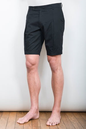 Sébastien Blondin bermuda short été summer coton cotton plis pleats créateur designer nouveau new basique basic mode fashion homme man men men's world