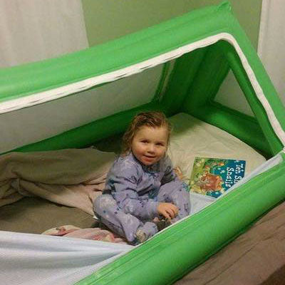 Safe Place Beds for Special Needs Child