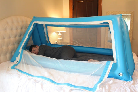 portable bed for child's goodnight sleep