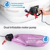 Electric Inflator Deflator for Inflatables / Free with purchase of a bed only!!
