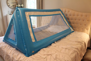Safe Place Travel Bed, Blue (BED ONLY)
