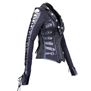 The Ultimate Corset Jacket