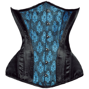 Gored Hipped Corsets