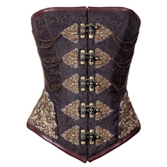 steampunk-corsets