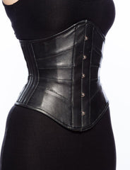leather-steel-boned-corset