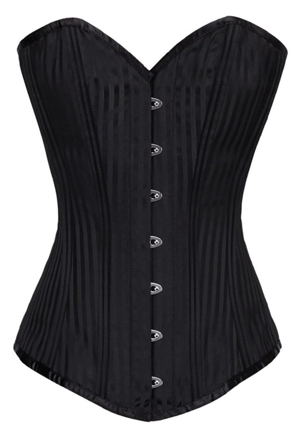 black_long_waist_training_corsets_the_corset_lady