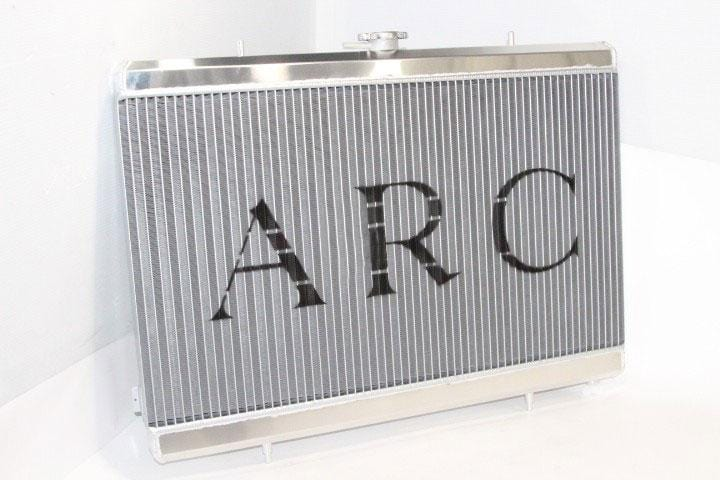 ARC Brazing - 36mm Aluminum Super Micro Conditioner Series Radiator - Nissan - Skyline GT-R BNR34 (MT) - 1N174-AA047 - RZCREWGARAGE