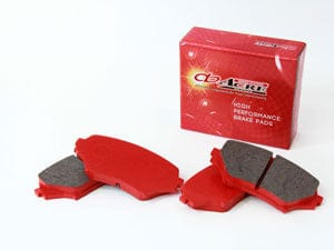 ACRE Formula N-Zero Carbon Metaliic Rear Brake Pads - Honda - EG9 - 210-RR - Rzcrewgarage