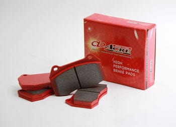 ACRE Formula PC2600 Carbon Metaliic Front Brake Pads - Honda - EK4 - 259-PC2600 - Rzcrewgarage
