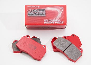 ACRE Formula 700C Carbon Metaliic Rear Brake Pads - Honda - FD2R - 273-F700 - Rzcrewgarage