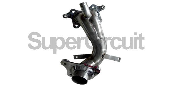 Rzcrew Garage - 2-1 Super Circuit Header - Honda - City GM2 - GM2 - EX-HDFIT-S001