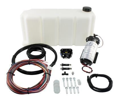 AEM Electronics - V2 Water/Methanol Injection Kit - Multi Input - For Turbo Diesel Engines - Rzcrewgarage