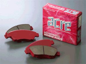 ACRE Light Sports Front Brake Pads - Honda - DC5 - 660-LS - Rzcrewgarage