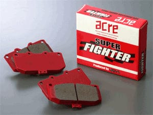 ACRE Super Fighter Front Brake Pads - Honda - DC5 - 660-SF - Rzcrewgarage