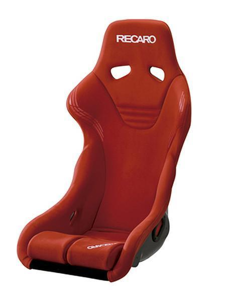 Recaro Japan RS-GS Fixed Bucket Seat - Red-R-RS-GS-R - Rzcrewgarage