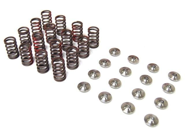 Brian Crower - Single Spring/Steel Retainer Kit (Toyota 3Sge/3Sgte - Shim Overbucket/Shimless Bucket) - BC0350S-2 - BC0350S-2