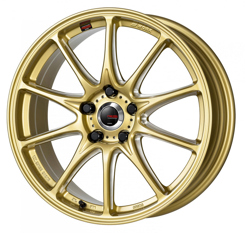 Work Wheels Emotion RS Alpha - WORK-ERSALP-174100-747FGM-JP1