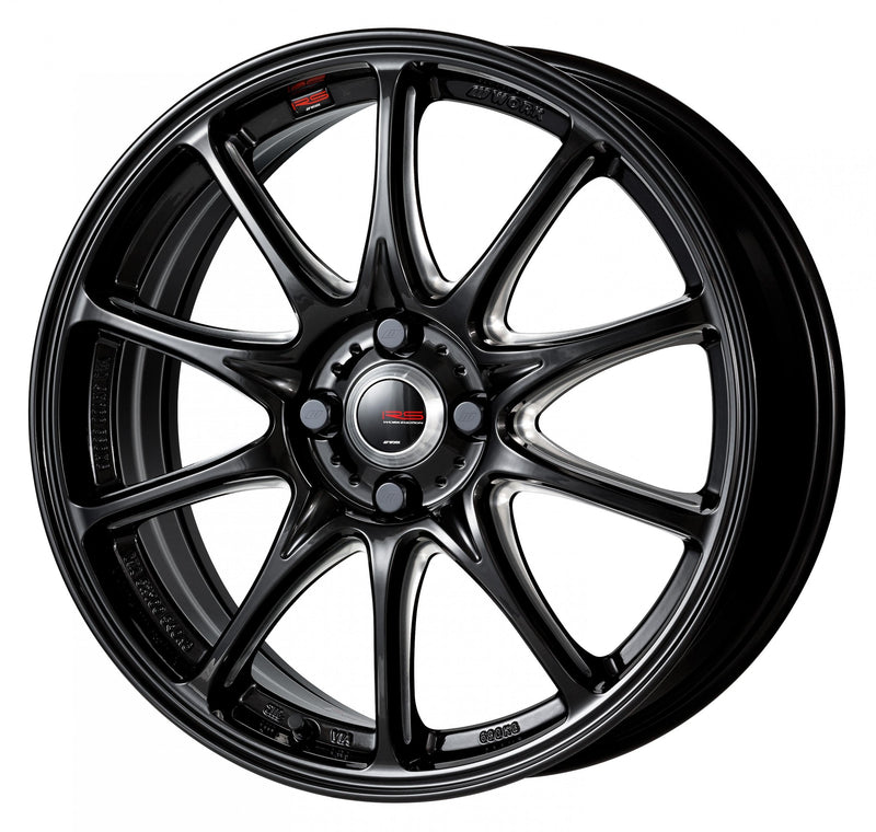 Work Wheels Emotion RS Alpha - WORK-ERSALP-175100-747GKM-JP1