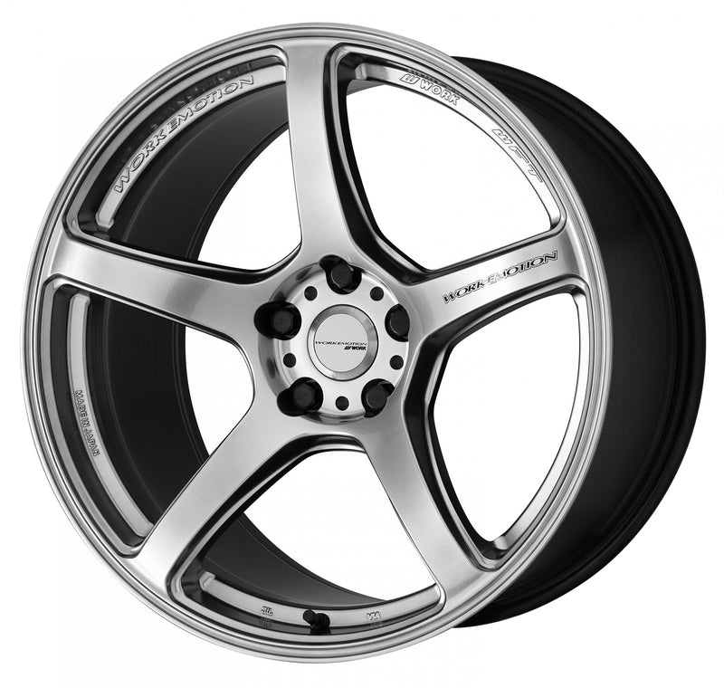 Work Wheels Emotion T5R - WORK-ET5-1751143-845GSL-JP1