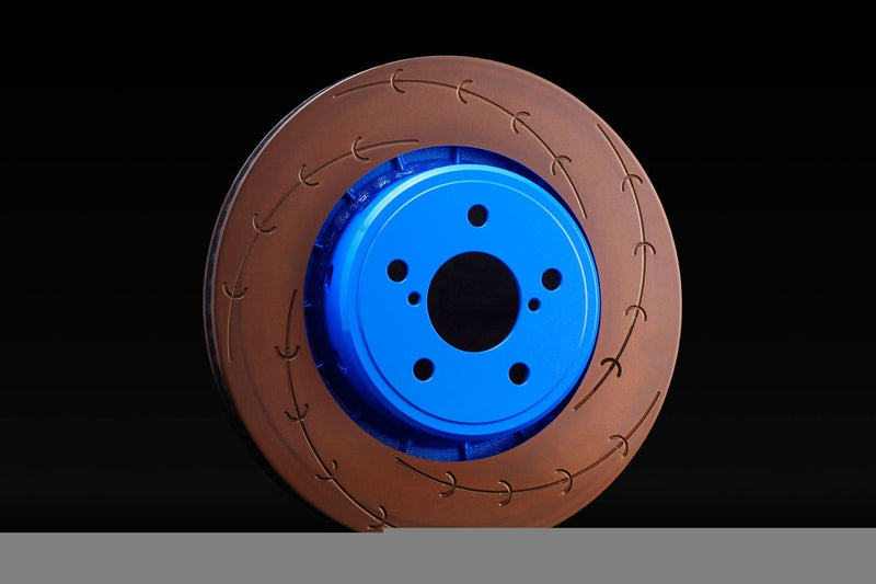 Endless E Slit Rear Rotors - Honda - Integra DB6 - [variant sku] - RZCrewGarage