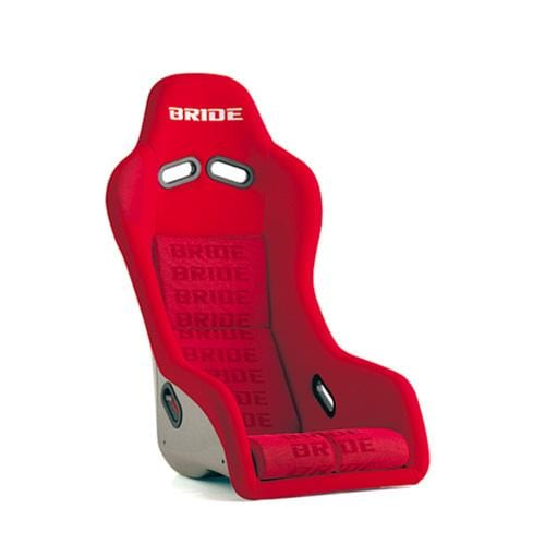 Bride Artis III Fixed Bucket Seat - Carbon Aramid - Red-F34IMR - Rzcrewgarage