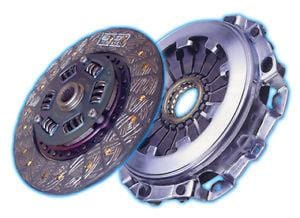 Exedy Clutch Set (R Metal Clutch Disk) - Honda - B series Clutch - HK04A - Rzcrewgarage