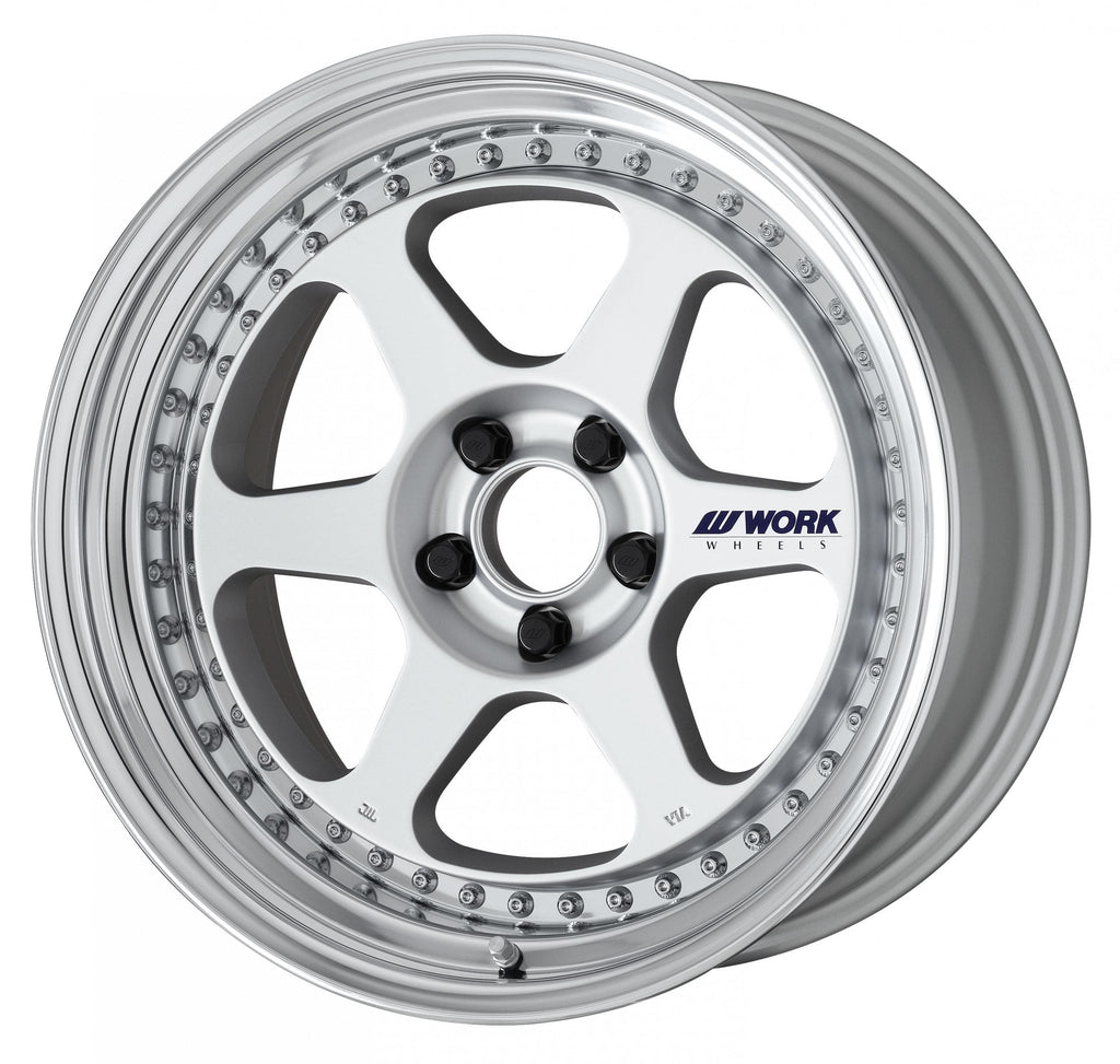 Work Wheels Meister L1 3 Piece - WORK-ML13PPE-185100-145-81MSL-JP1-O