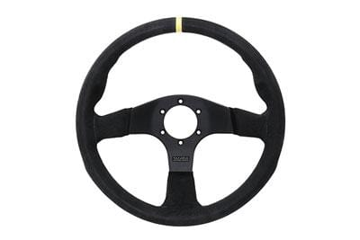 Juran - Racing Steering Wheels - 3 Spokes Leather-350787 - RZCrewGarage