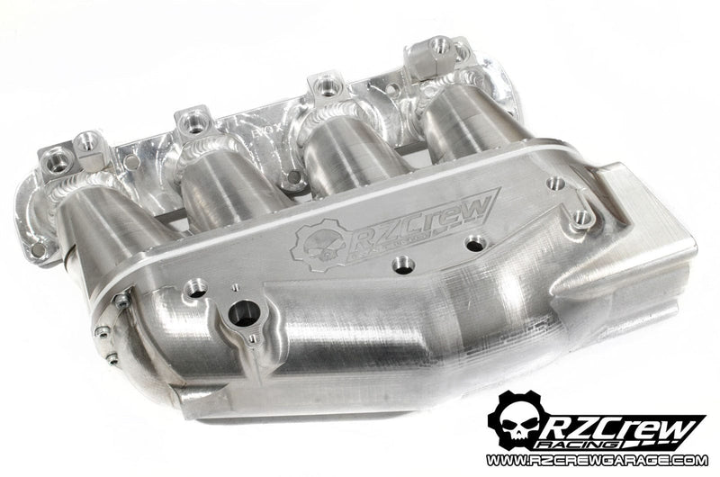 Rzcrew Garage - Billet Airstream Intake Manifold - CZ4A - HVAIR-T-EVOX