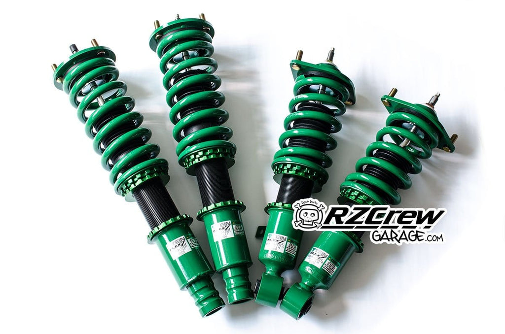 Tein Flex Z Coilover Kit - Subaru Forester SG5 APPLIED A to F - VSSB4-C1SS4 - Rzcrewgarage