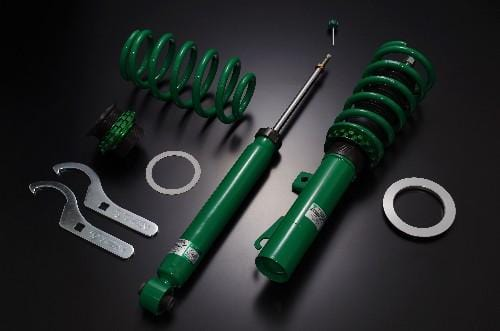 Tein Street Advance Z Coilover Kit - Nissan Tiida NC11 - [variant sku] - RZCrewGarage